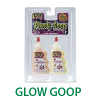 Glow Goop for Creepy Crawlers