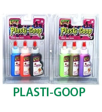 Plasti-Goop for Creepy Crawlers