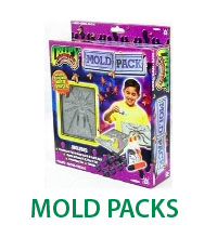 Molds for Creepy Crawlers